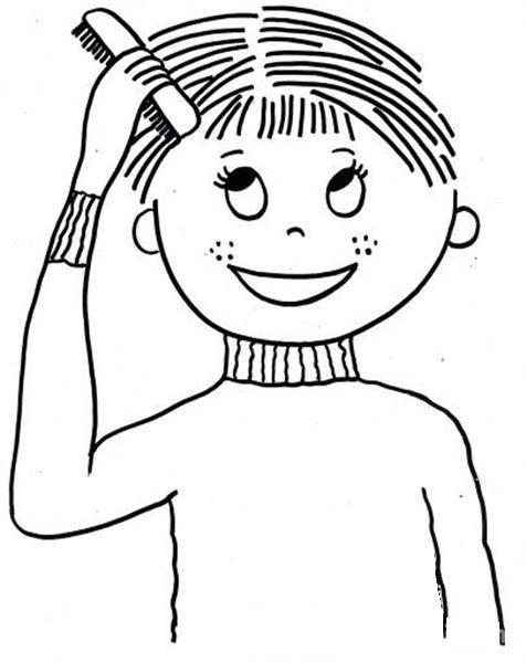 Saç Boyama Sayfası Gazetesujin