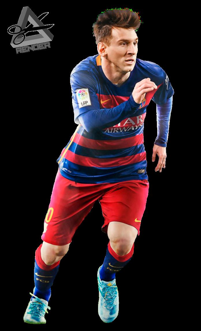 Lionel messi fifa 16 render 2015 2016 barcelona by raat96 football pinterest messi fifa - Render barcelona ...