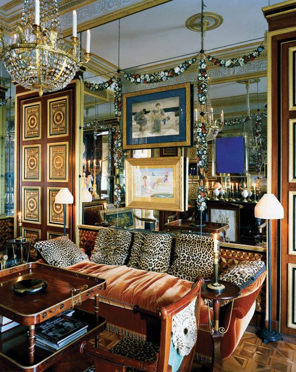 The Last Project Private Of Jacques Garcia Le Decorator Jacques