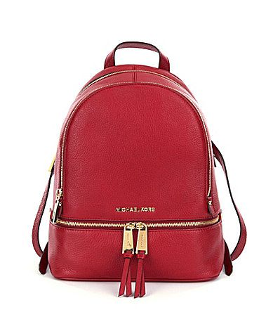 MICHAEL Michael Kors Rhea Zip Small Backpack  Dillards  562895af2efae
