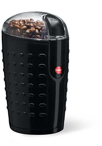 Quiseen One Touch Electric Coffee Grinder Grinds Coffee Beans Spices Nuts And Grains Durable St Coffee Grinder Electric Best Coffee Grinder Coffee Grinder
