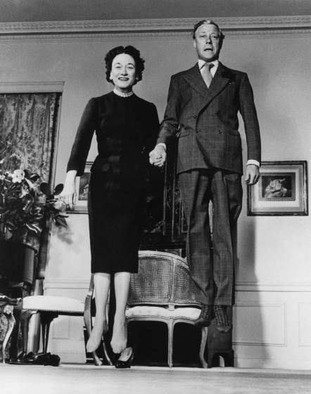 1959 | The Duke and Duchess of Windsor jump for photographer Philippe Halsman. Originally published in the November 9, 1959, issue of LIFE