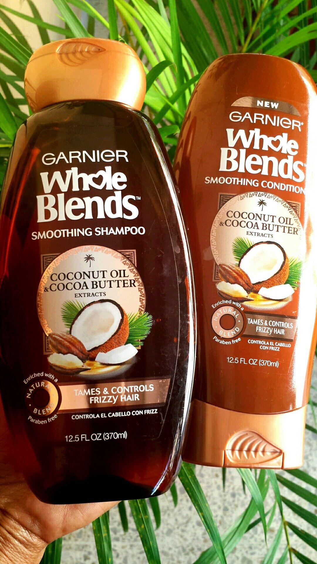 Riquisima De Los Garnier Coconut Tratamientos Para Cabello