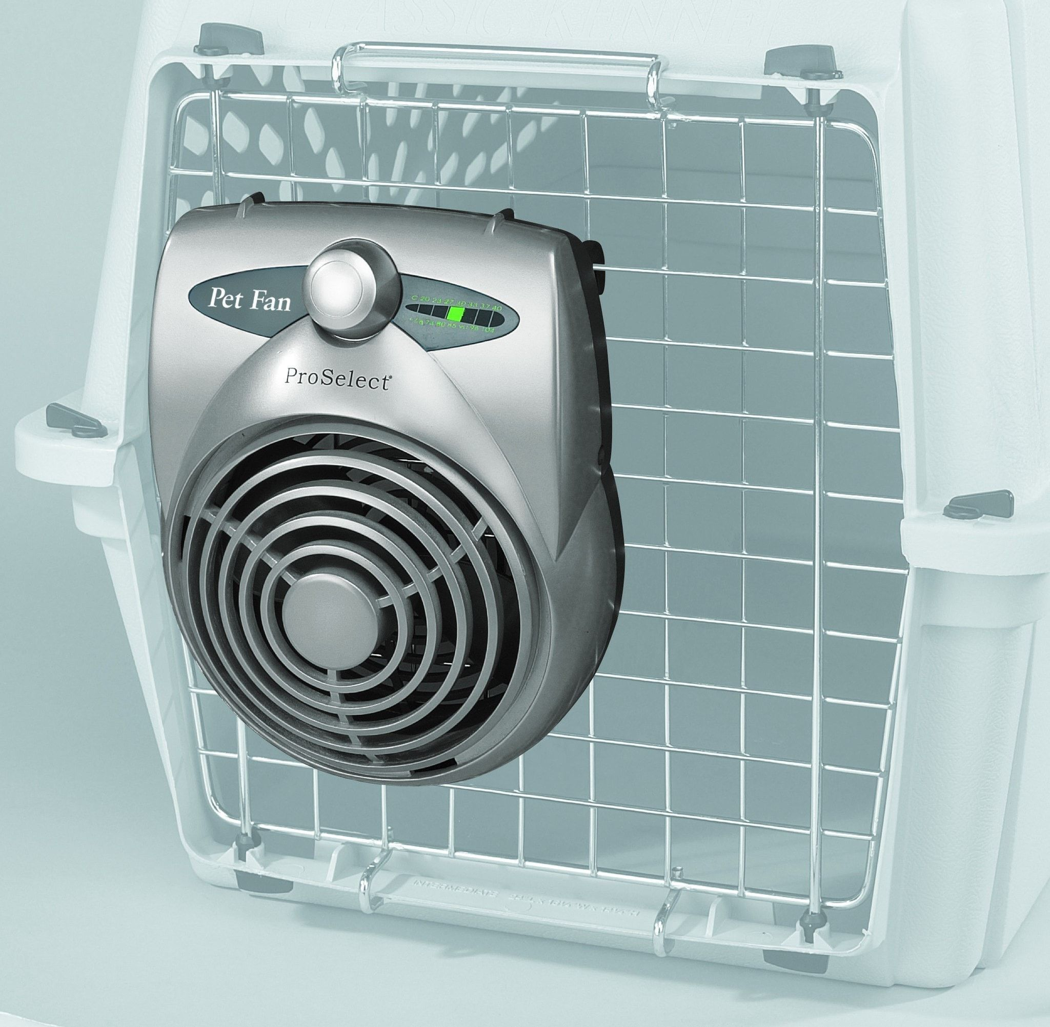 Proselect Crate Fan Dog Crate Dog Essentials Dog Cooling Pad
