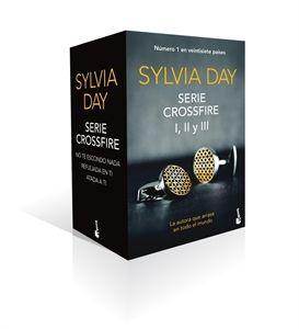 "#Narrativa Pack Serie ""Crossfire"", de Sylvia Day."