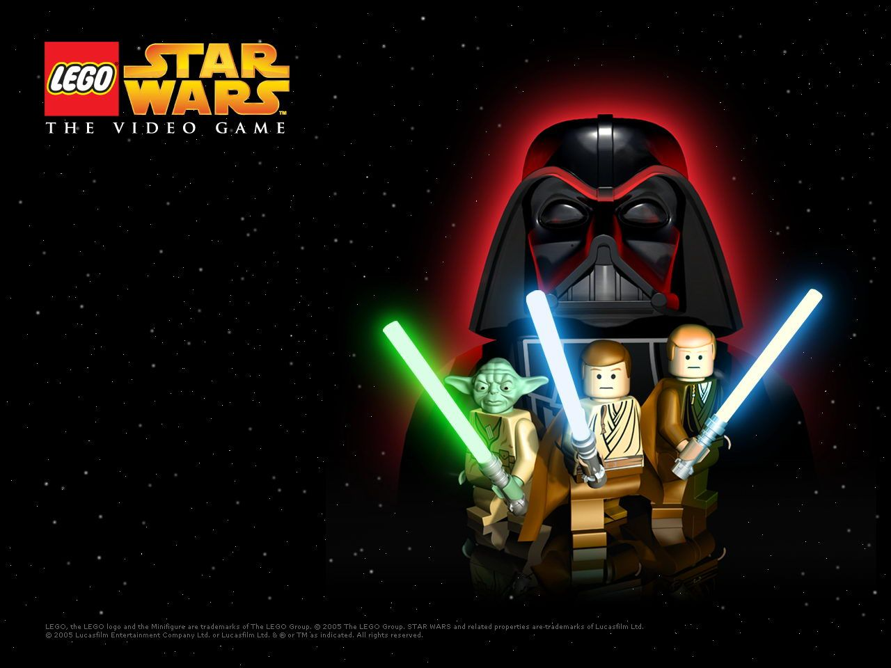 Star Wars | Fondos de pantalla de LEGO Star Wars | Wallpapers de LEGO Star Wars ...