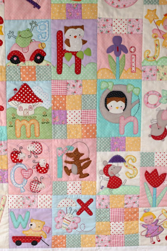 Quiltmania and Red Brolly! - Red Brolly | QUILTS I LIKE | Pinterest