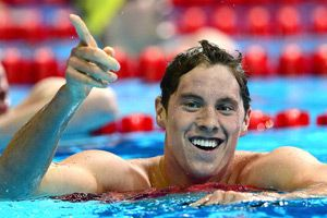 Lochte, Dwyer Punch Ticket to 200 Free Finals at Day Two of World Championships