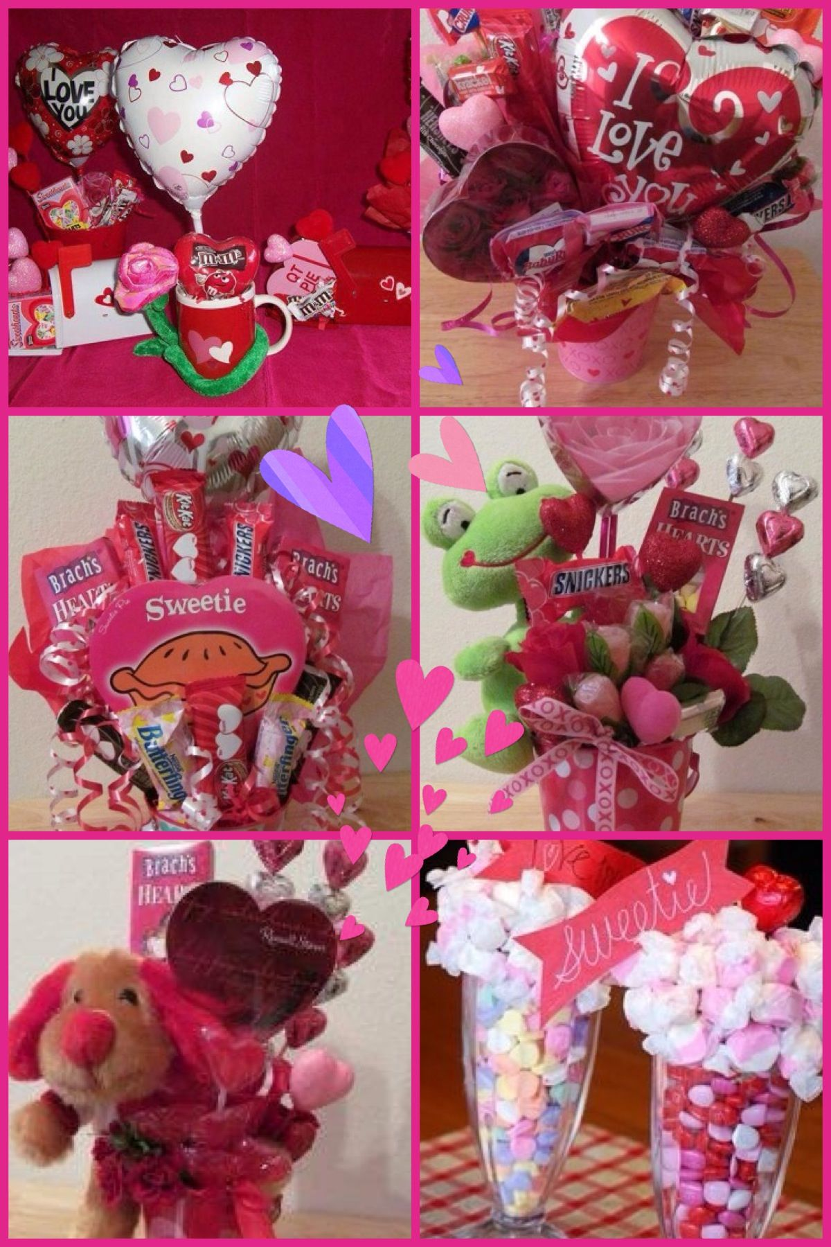 37 Beautiful Valentine Candy Bouquet Ideas - Viral Decoration |Valentines Cotton Candy Bouquet Ideas