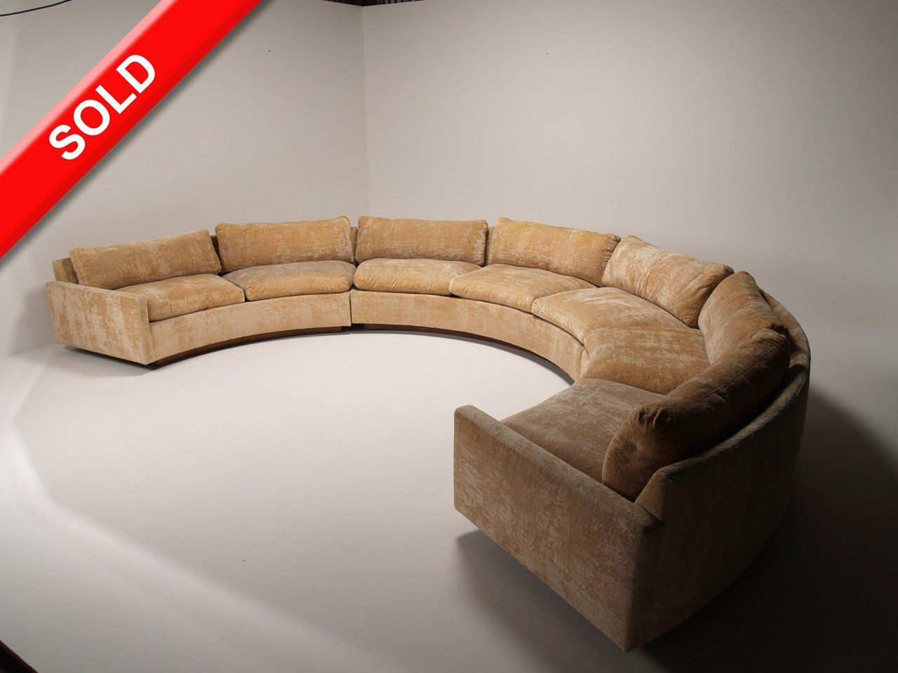 Cindy Crawford Half Circle Couch :: CL Find For $400 | Living Room |  Pinterest | Cindy Crawford, Cl And Sectional Couches
