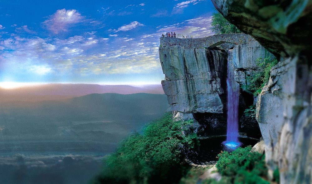 Lover's Leap - Rock City, TN