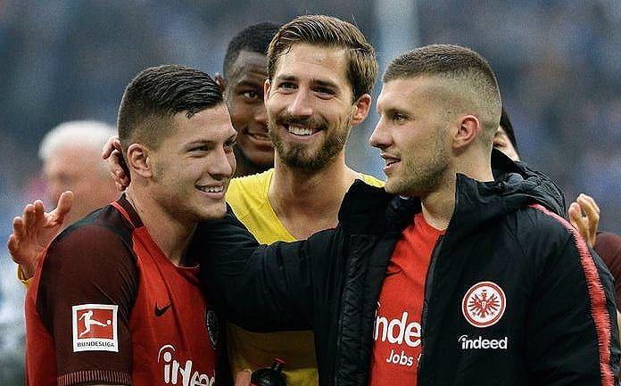 Instagram Eintracht Frankfurt