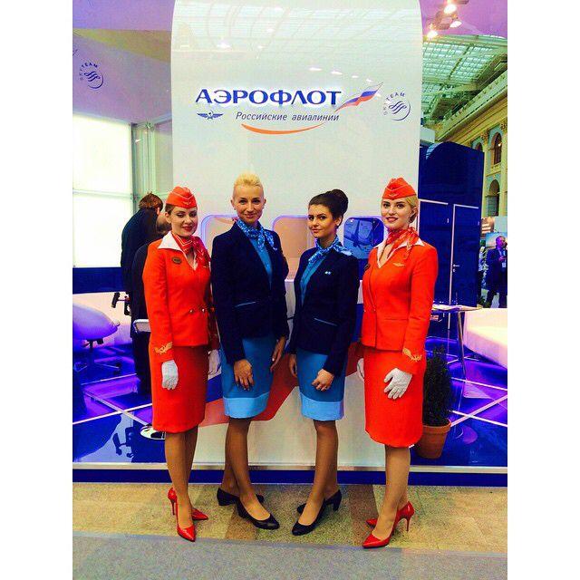 "Выставка ""Транспорт России"".❤️✈️Forum and exhibition Transport of Russia. Aeroflot and Pobeda.#InstaSize #ilovemyjob #airline #aviation #stewardess #crew#flightattendants #aeroflot#Pobeda"