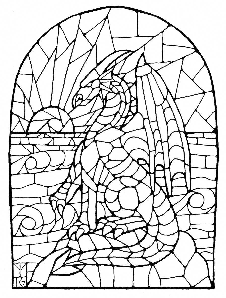 Glassartdiytutorials Stained Glass Patterns Free Stained Glass