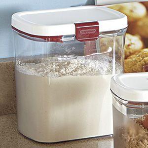 Thank You Flour Storage Container Flour Storage Container