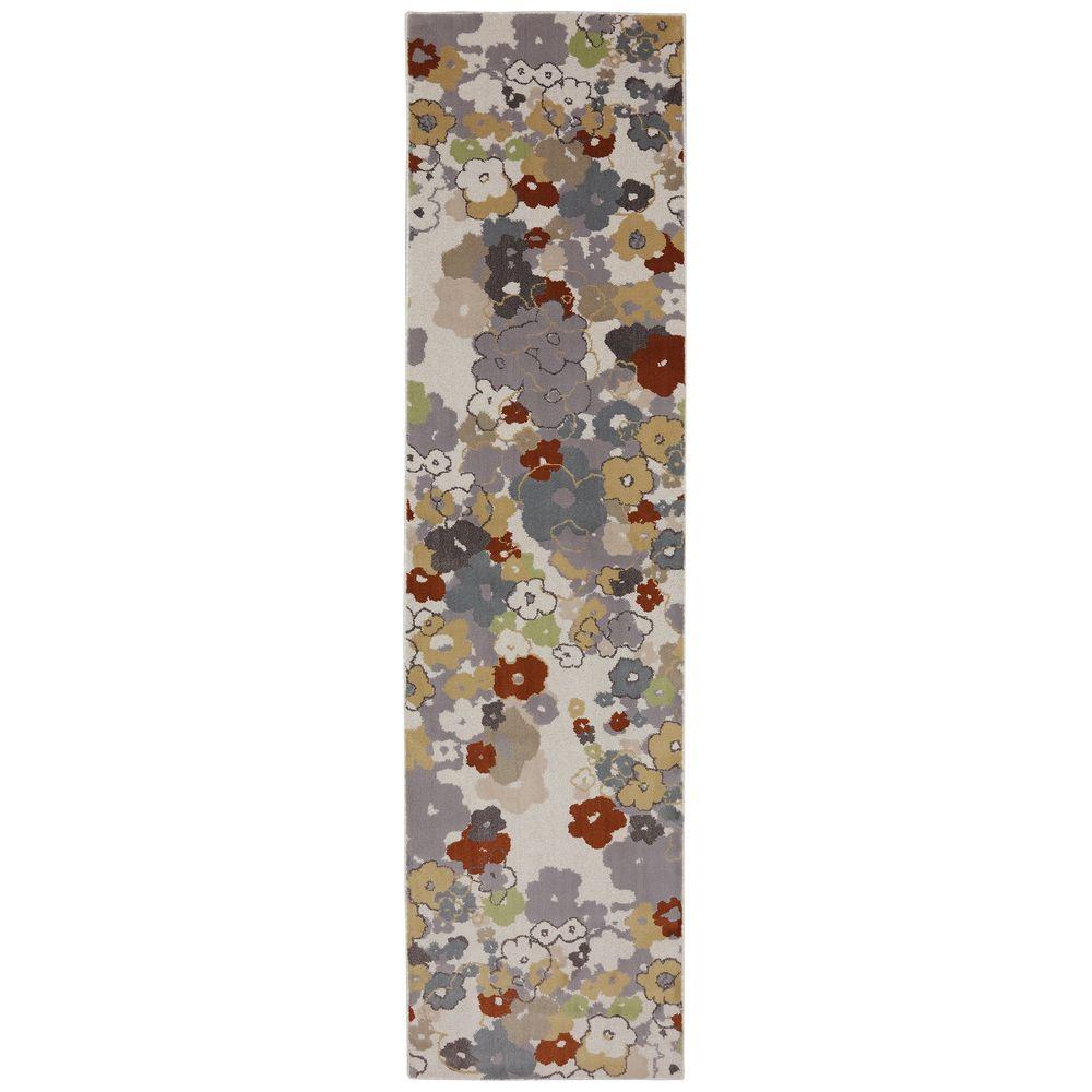 Woven Bountiful Linen Runner Rug (2'1 x 7'10) - Overstock™ Shopping - Great Deals on Runner Rugs