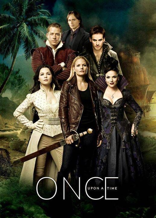 Once Upon A Time Emma Snow Prince Charming Regina Hook And