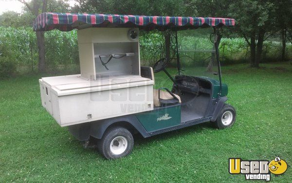 Cushman Concession Vending Golf Cold Cart For Sale In Indiana Concession Cart Golf Carts
