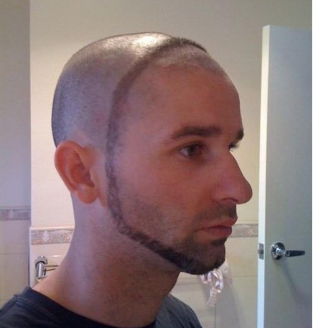 30 Menschen Die Sich Eigentlich Nicht Die Haare Schneiden Durften In 2020 Verruckter Bart Frisuren Barte Und Haare