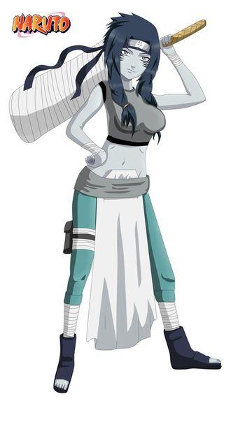 Namiko Hoshigaki By Evillkreet Naruto Naruto Shippudden Naruto Oc Characters