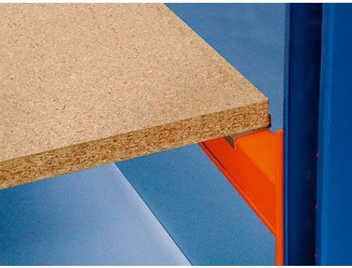New Particle Board can be used on your pallet racking.  #ParticleBoard #Racking #PalletRacking #RackingComponents