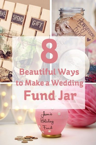 Ideas Hobbycraft Blog Wedding Honeymoon Jar Wedding Jars Wedding Fund