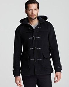 1e7fd6aae93 The Men s Store At Bloomingdale s Double Faced Duffle Jacket