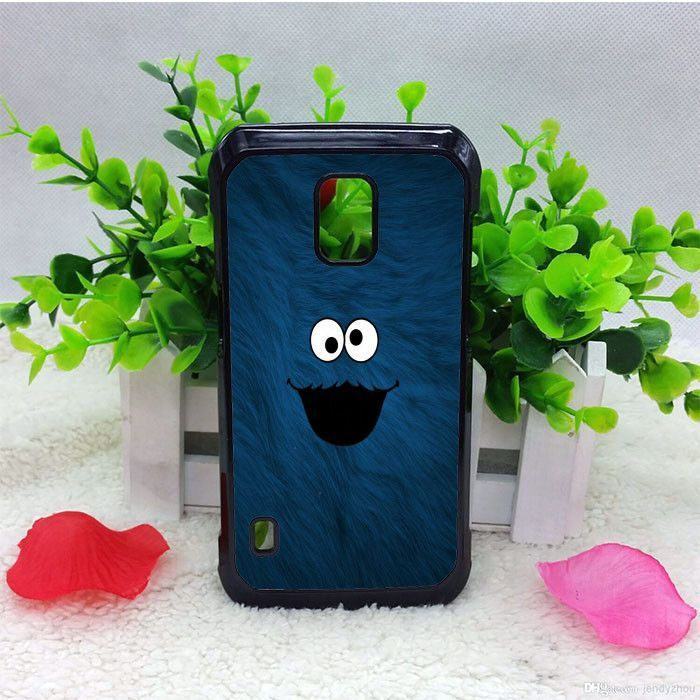 Spoky Blue Samsung S5 Cases haricase.com