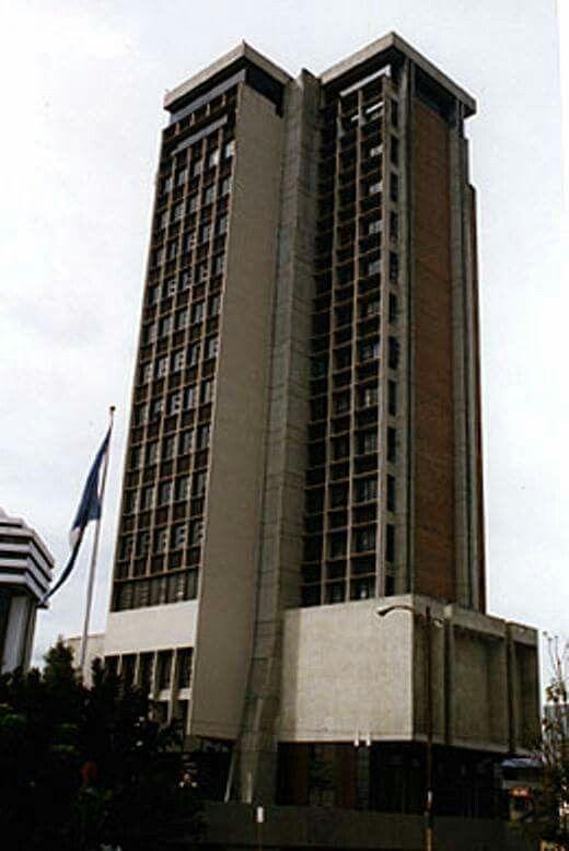 La camara de la Industria, ciudad de Guatemala.