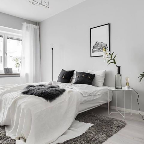 Luna Minimal Staging Decoration Chambre Adulte