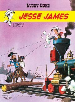 "René Goscinny (sc.), Morris {właśc. Maurice de Bevere} (rys.), ""Lucky Luke #35: Jesse James"", Egmont Polska, 2017."