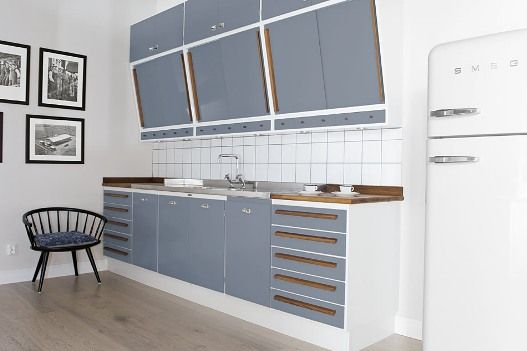 Kvänum kök  Want this kitchen though I think I'd just have it in a plain