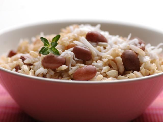 """Recipes - Jamaican """"Rice & Peas"""""""