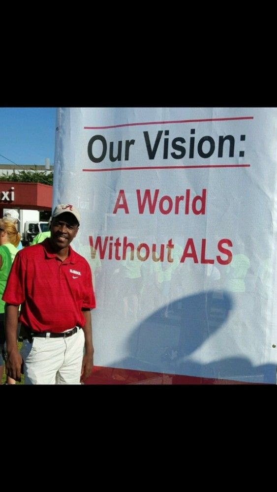 Former Alabama RB Kerry Goode 'fighting the good fight' 9 months after ALS diagnosis | AL.com