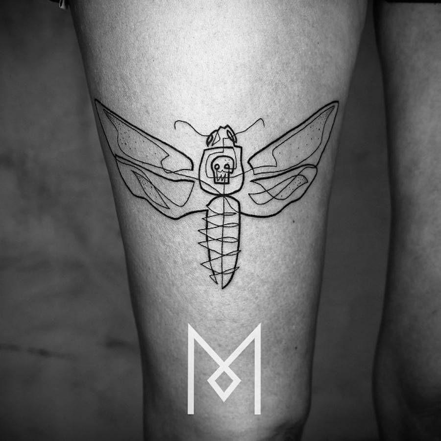 linear tattoos by mo ganji tattoo tatoo and tatting. Black Bedroom Furniture Sets. Home Design Ideas