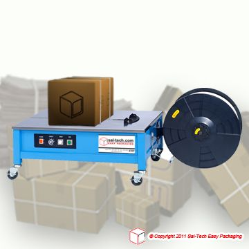 Step Tp 202ce1 Strapping Machine