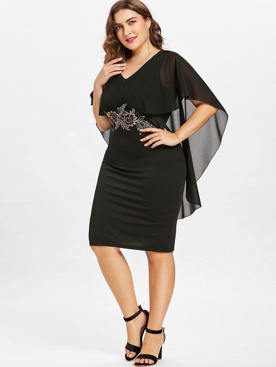 8dc1b5caf3f Gender  Women Silhouette  Sheath Season  Summer Sleeve Style  Cloak Sleeves  Model Number