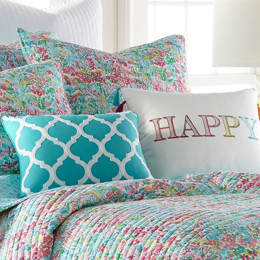 Karolynna Quilt Or Sham Kohls With Images Bed Pillows