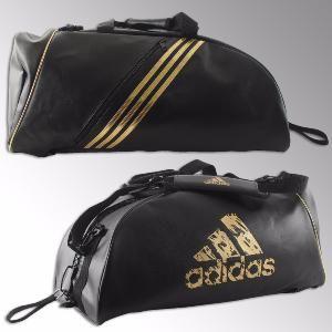 Sac de sport adidas Combat Noir Or ADIACC051C | Camouflage
