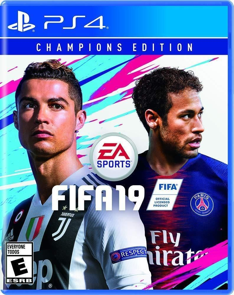 Fifa 19 Champions Edition Playstation 4 Fifa Xbox One Games Ea Sports Fifa