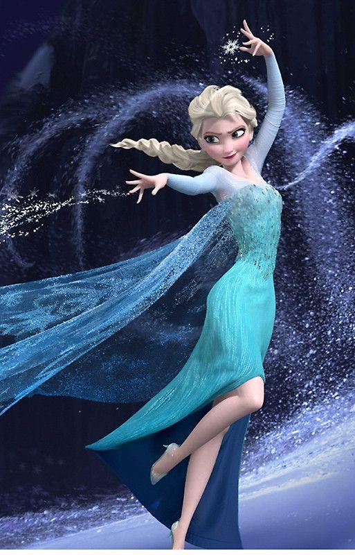 Elsa Frozen Snow Dance (With images) | Disney frozen elsa, Frozen ...
