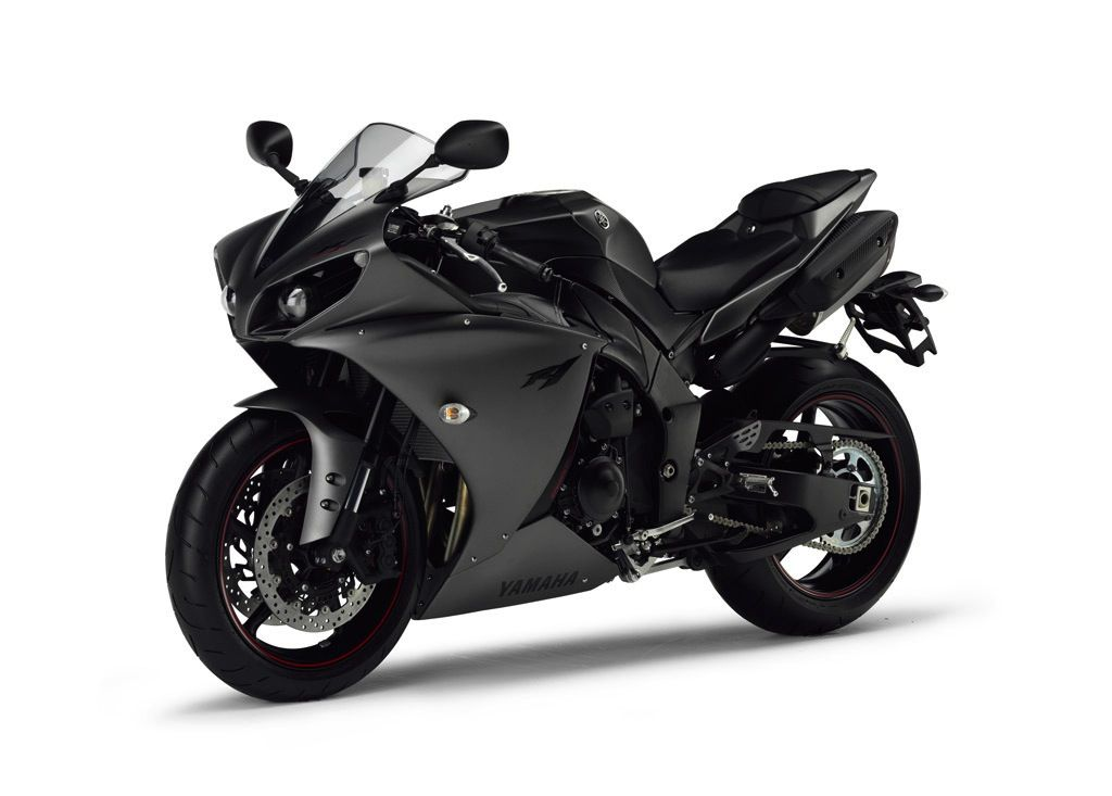 Yamaha R1 2012 Ha i wish