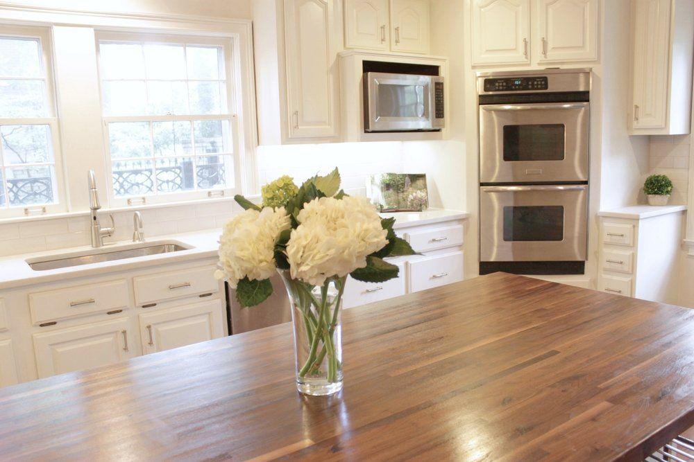Prime Design Memphis, LLC   White Kitchen, White Quartz Countertops, Subway  Tile Backlash