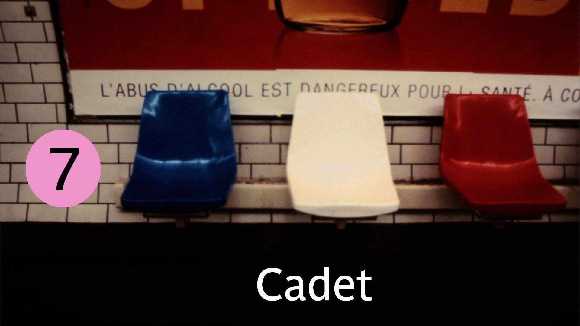 #Paris by Métro -  155 Cadet