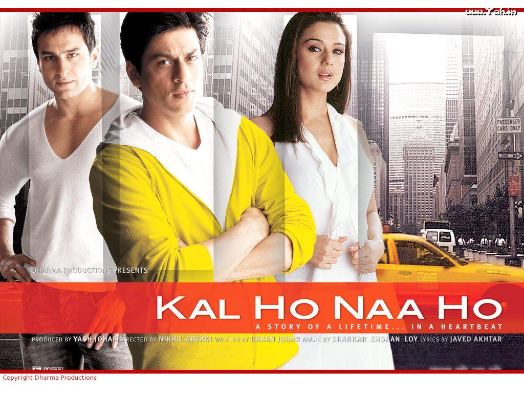 Indian Movies   Kal Ho Na Ho 8   Kal Ho Na Ho Wallpapers - yah.in