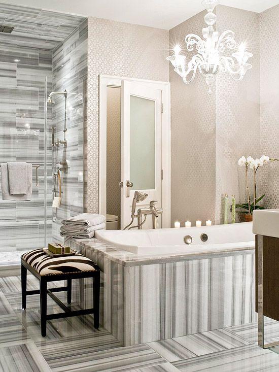 28 Neutral Bathroom Ideas That Are Far From Boring Color Bathroom Design Bathroom Design Bathroom Interior