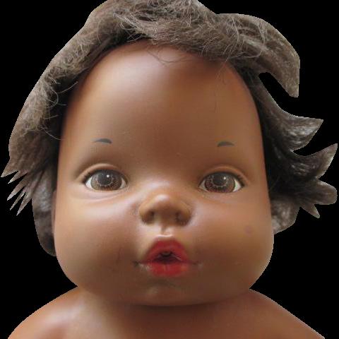 Vintage Black Baby Tender Love Doll Anatomically Correct Black Babies Vintage Black Dolls