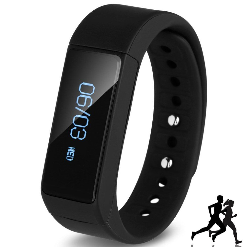 Modroid Touch Screen Bluetooth Smart Wristband Fitness