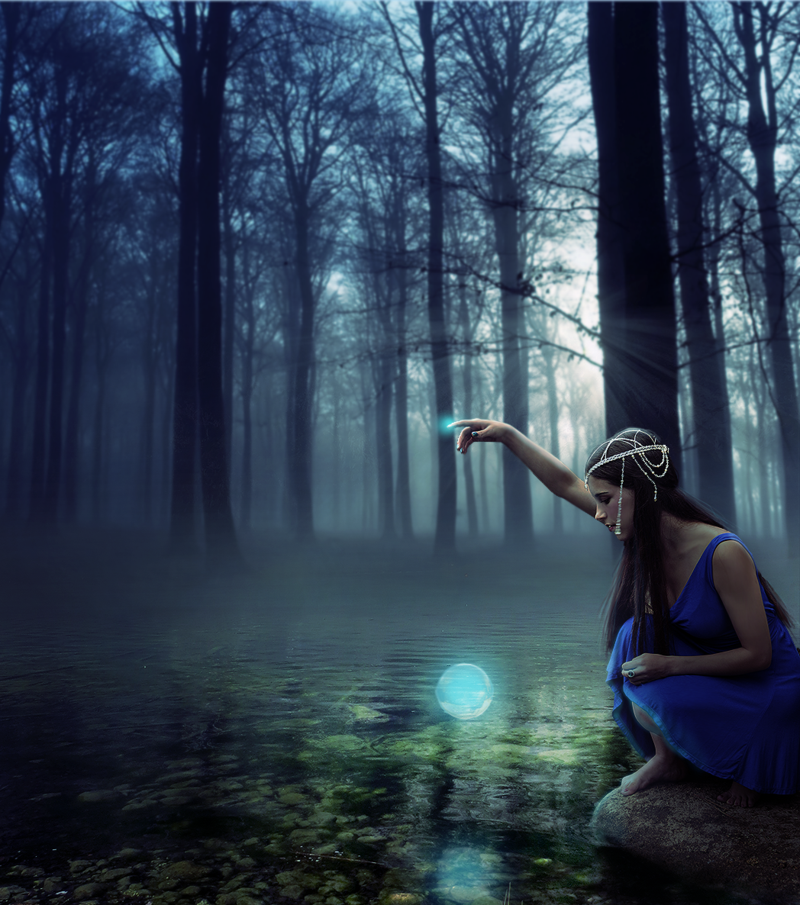 Secrets of the Forest by Emerald-Depths.deviantart.com on @deviantART