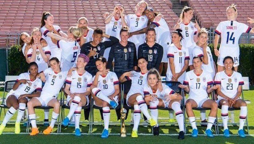 Lauren On Twitter In 2020 Us Women S National Soccer Team Usa Soccer Team Usa Soccer Women